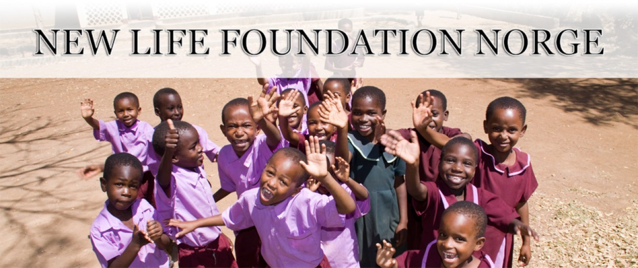 New Life Foundation Norge